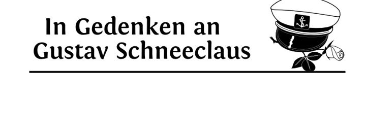 In Gedenken an Gustav Schneeclaus